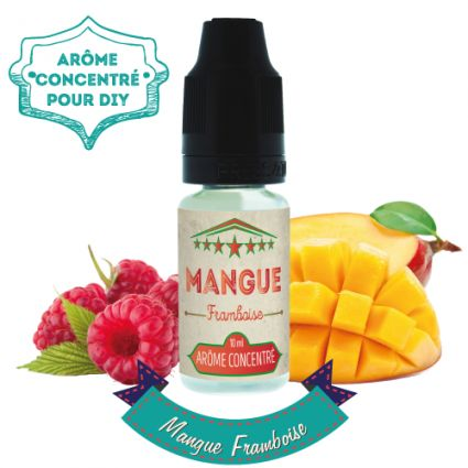 Arôme concentré Mangue Framboise | CIRKUS Authentic