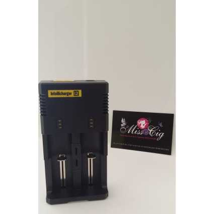 Chargeur Accus | NITECORE-Intellicharger-i2-version 2014